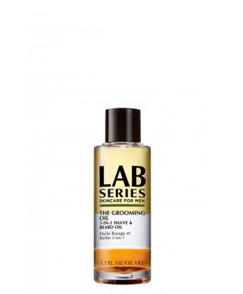 The Grooming Oil 3-in 1 Shave & Beard Oil (50ml)