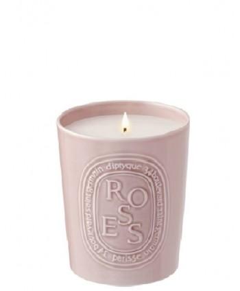 Bougie Parfumée Roses (600gr)