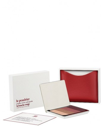Eye Shadow Chilwa with Red...