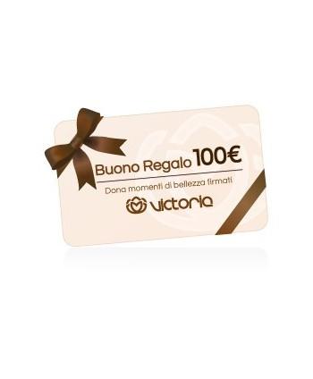 Gift card da € 100