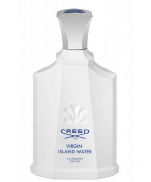 Virgin Island Water Gel pour le Bain et la Douche  (200ml)