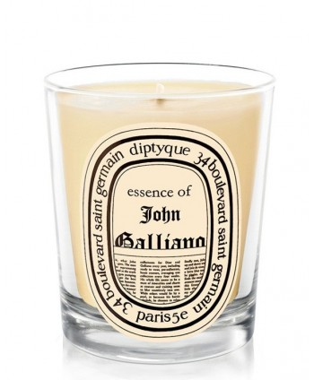 Galliano Bougie Parfumee (190gr)
