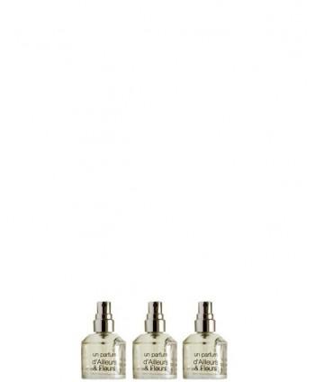 Un Parfm d'Aillers & Fleurs ricarica (3x10ml)