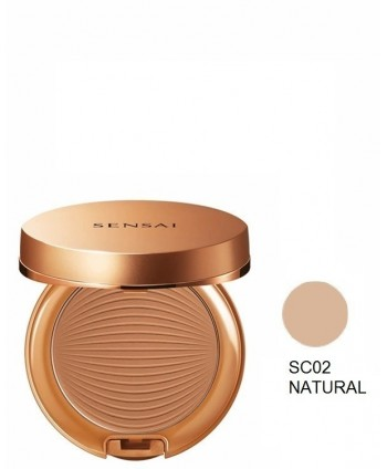 Sun Protective Compact SPF30 SC02 Natural (8,5g)