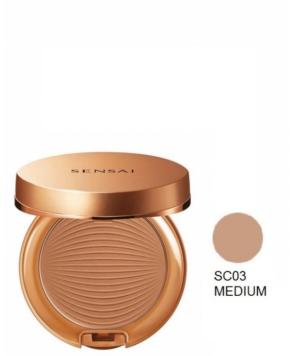 Sun Protective Compact SPF30 SC03 Medium (8,5g)