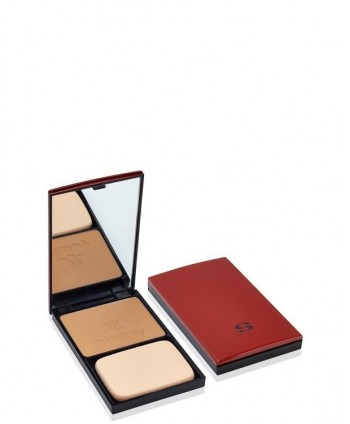 Phyto-Teint Eclat Compact lisse et sublime le teint 4-Honey (10g)