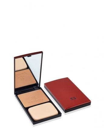 Phyto-Teint Eclat Compact lisse et sublime le teint 5-Golden (10g)