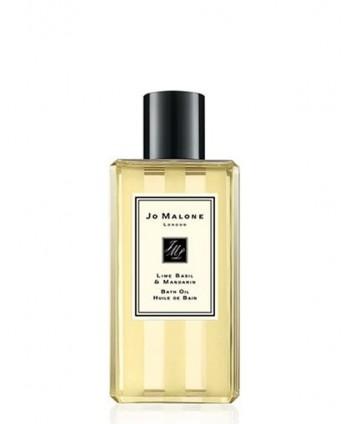 Bath Oil Lime Basil & Mandarine (250ml)