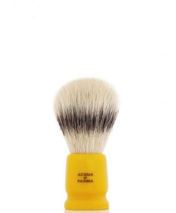 Collezione Barbiere Pennello da Viaggio Giallo