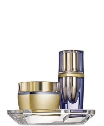 Re-Nutriv Re-Creation Eye Balm and Night Serum for Eyes (15ml, 4ml)
