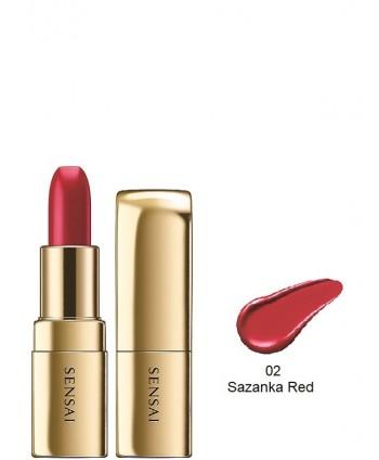 The Lipstick 02 Sazanka Red...
