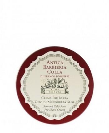 Crema Pre-Barba Olio di Mandorla & Aloe (100ml)