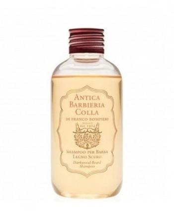 Shampoo per Barba Legno Scuro (150ml)