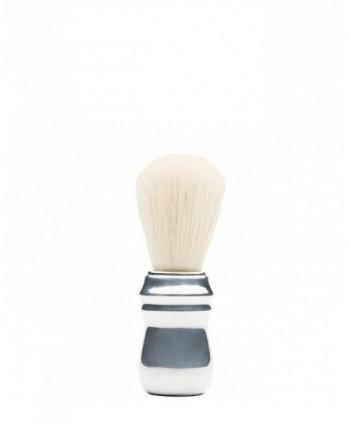 Pennello da barbiere con setola naturale