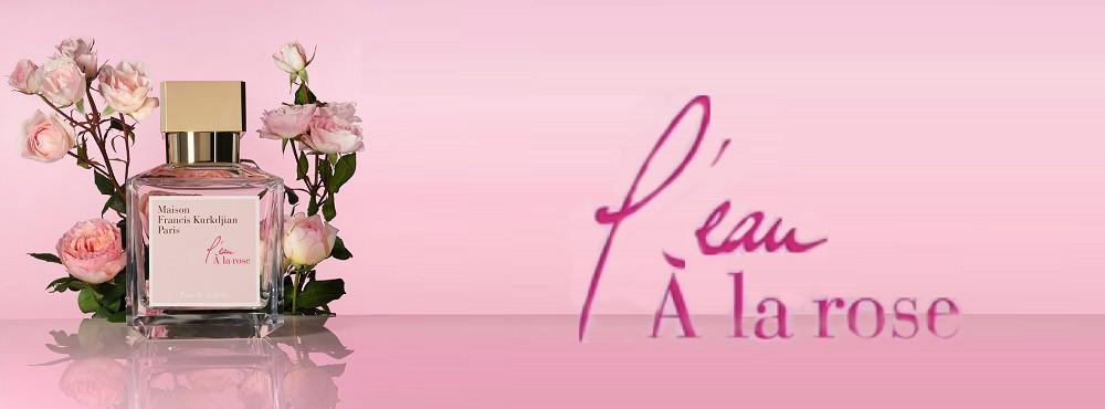 Maison Francis Kurkdjian A La Rose L'Eau
